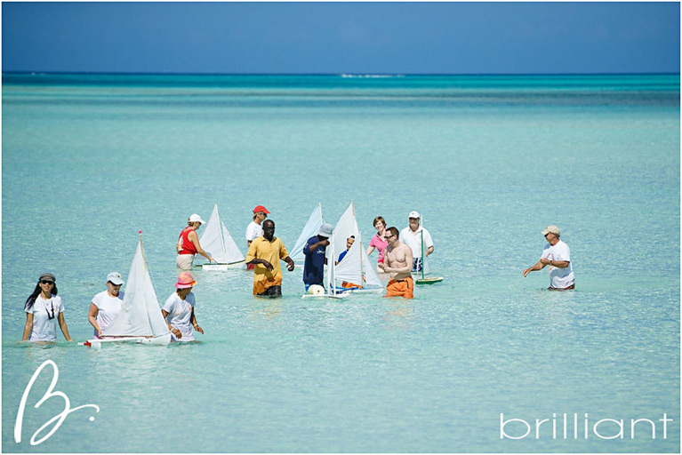 Boat Race - Triton Luxury Villa (Turks and Caicos)