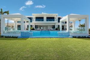 triton villa providenciales