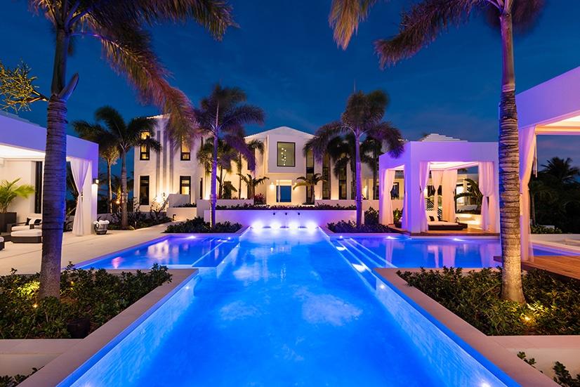 Triton luxury villa beauty