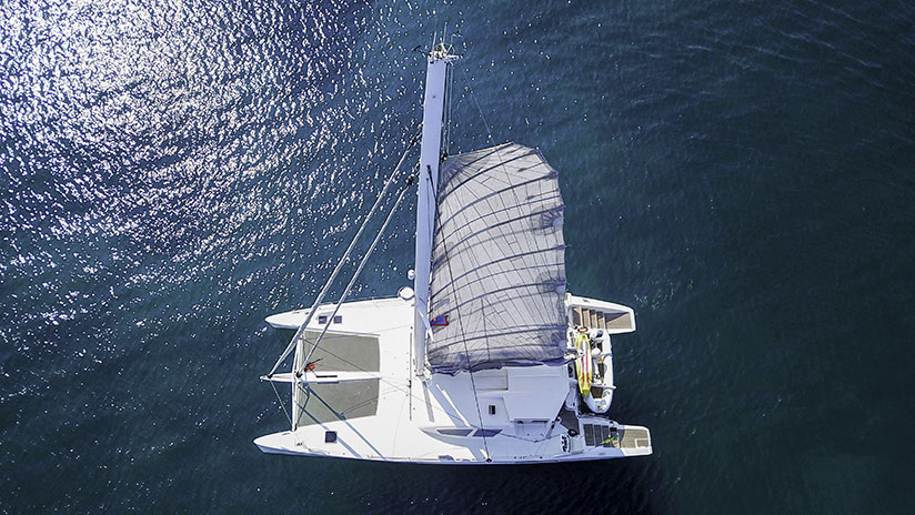 Catamaran Turks and Caicos 3 1 2