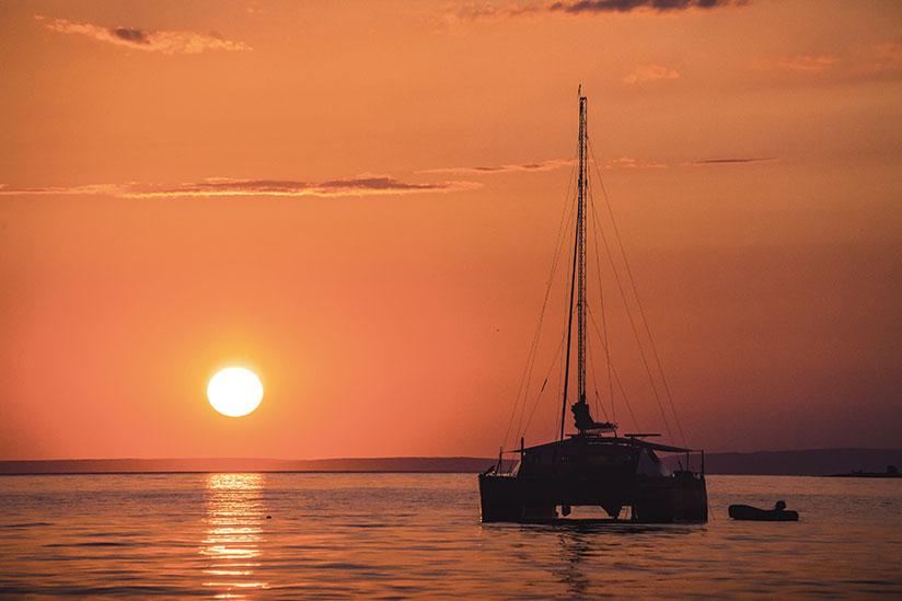 Catamaran Turks and Caicos 5 1